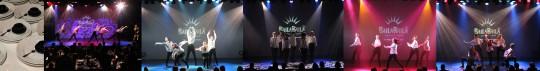 BAILA BAILAディナーショー2015-2